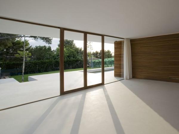 Porte finestre Rubiera Reggio Emilia – realizzazione su misura scorrevoli moderne design ...