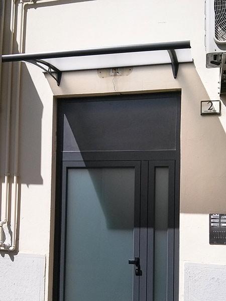 Tettoie-alluminio-ingresso-reggio-emilia