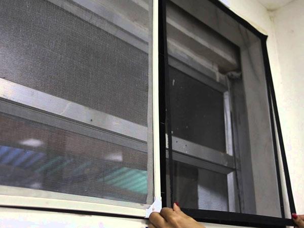 Zanzariere reggio emilia montecchio fisse scorrevoli per - Zanzariere mobili per finestre ...
